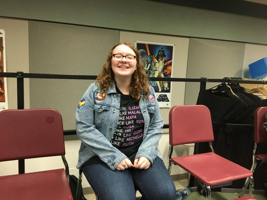 Humans of FHC: Abigail Sumner