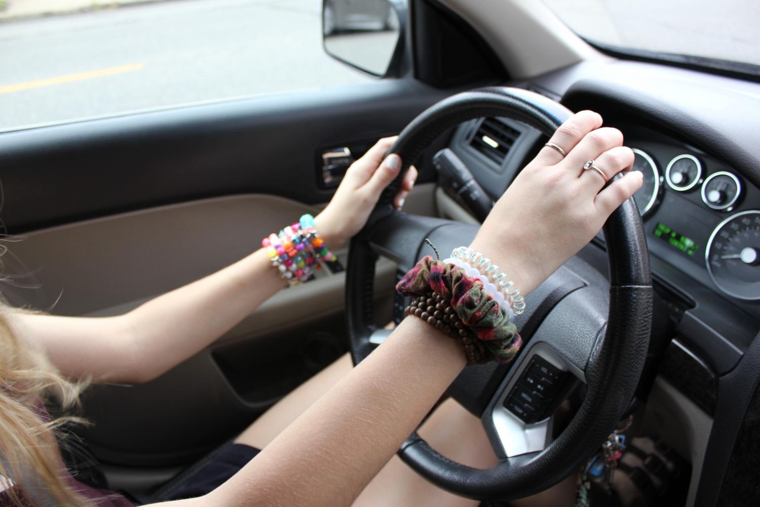 Danger lurks in the drivers seat: distracted driving