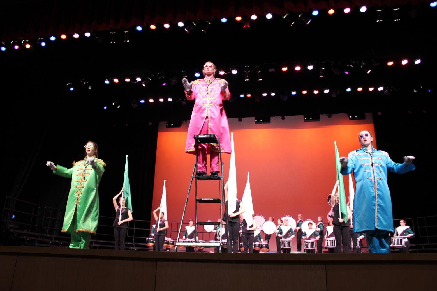 FHC Band puts on annual Bandtasia performance