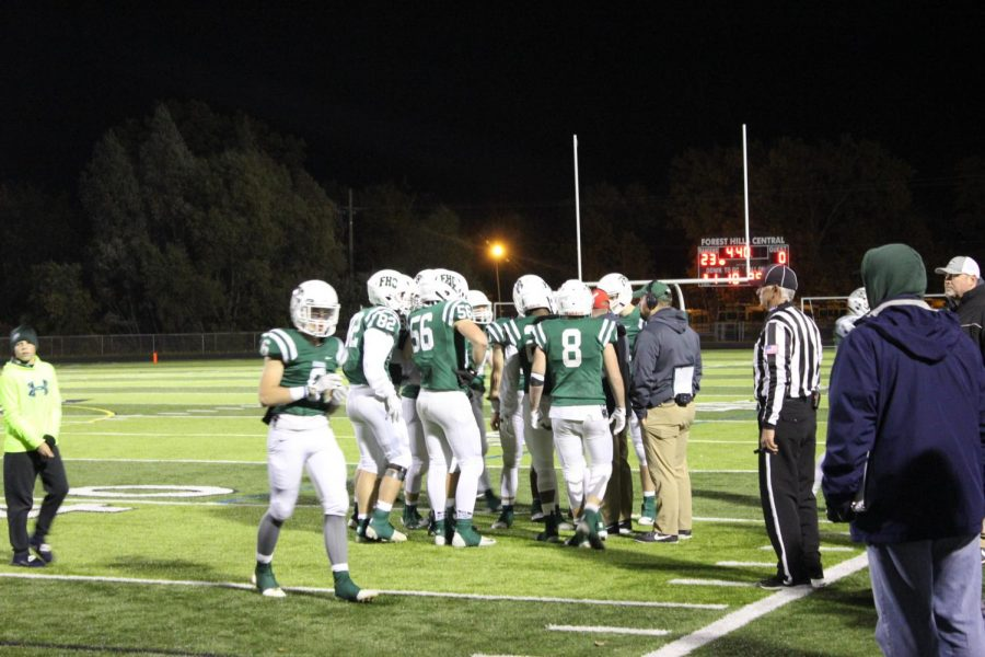 Region one and two district final football predictions