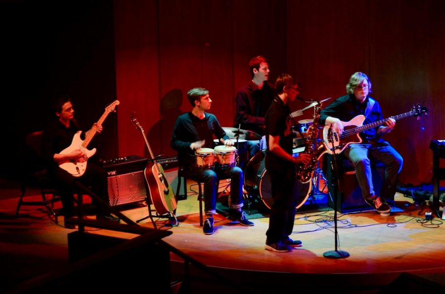 FHC jazz band: the hidden gem of our school