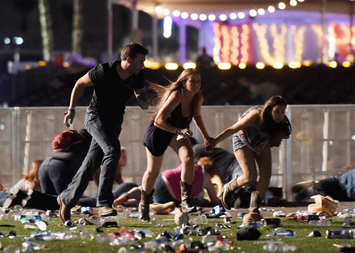 Las Vegas shooting: a student perspective