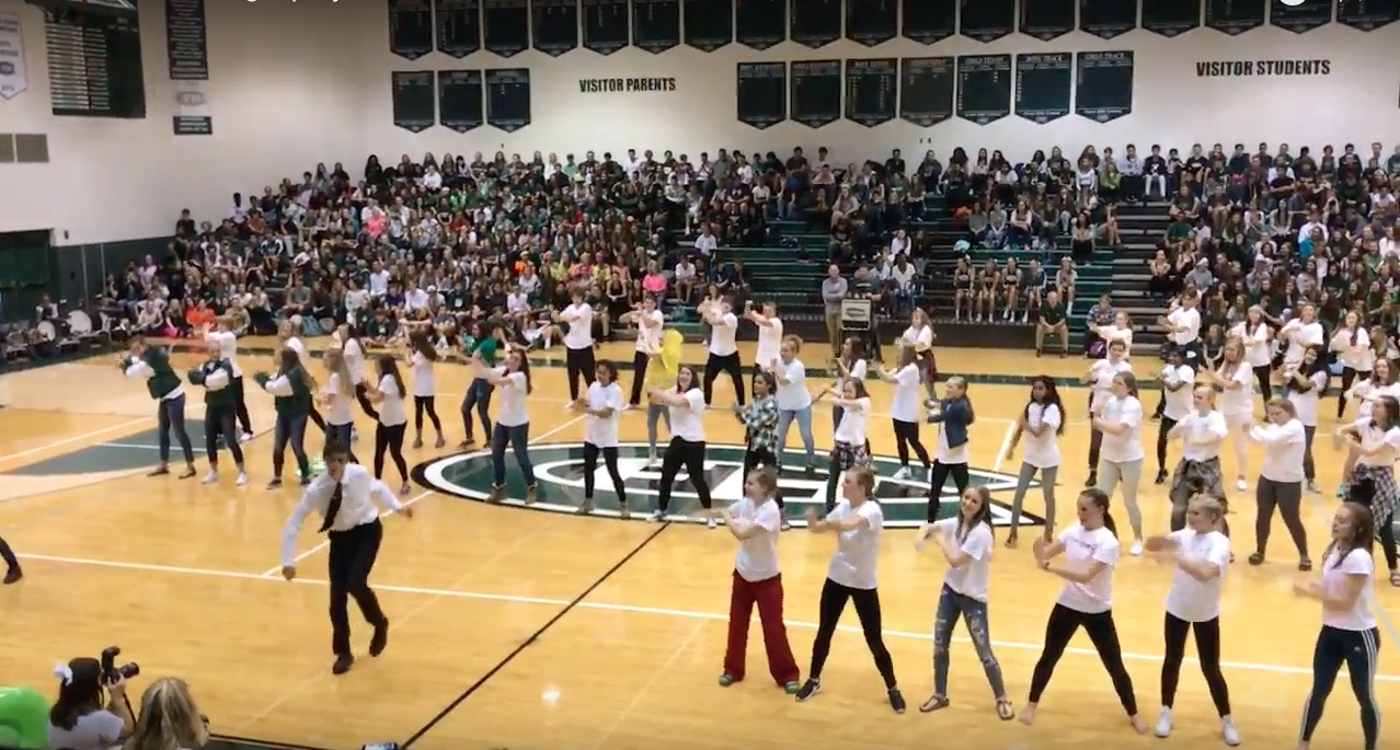 Homecoming 2017 Lip Sync Videos