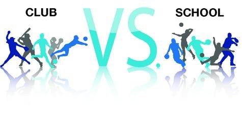 Kates Korner: School vs Club sports
