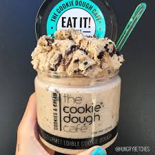 The Cookie Dough Cafe brings edible cookie dough to stores in Forest Hills