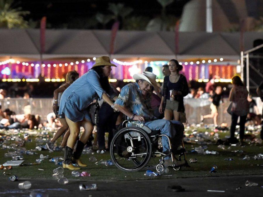 My response to the Las Vegas shooting