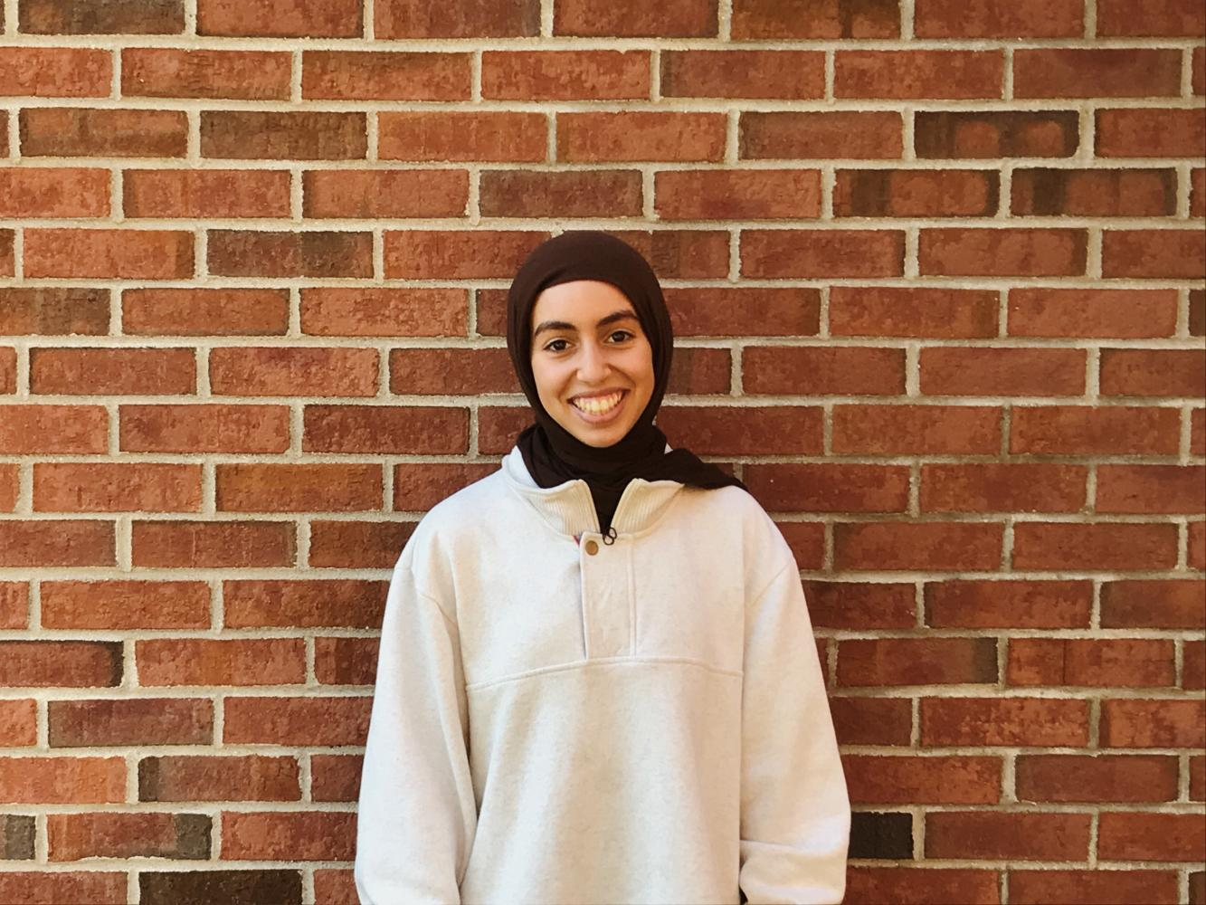 Junior Fadwa Kamari's move from New York was absolutely life changing