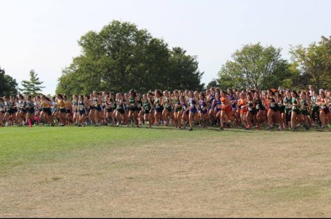 The Ranger XC teams both take third at the Kent Ottawa County meet