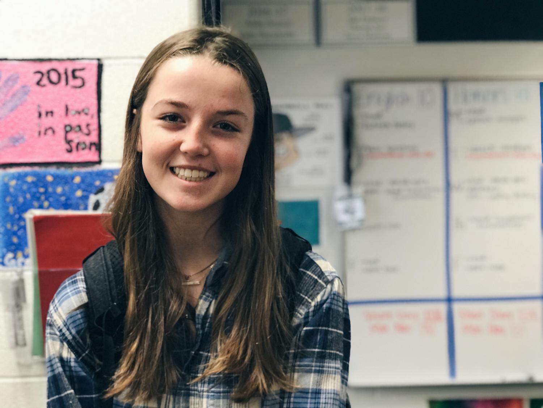 Humans of FHC: Ellie Ingraham