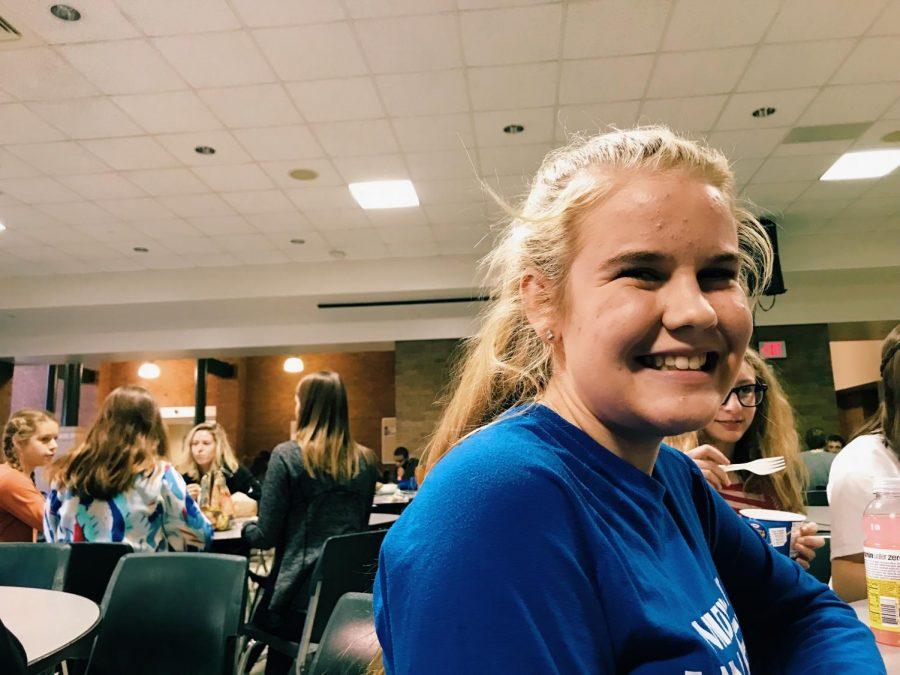 Humans of FHC: Rachel Lynch