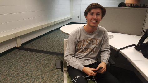 Humans of FHC: Chad Scholten
