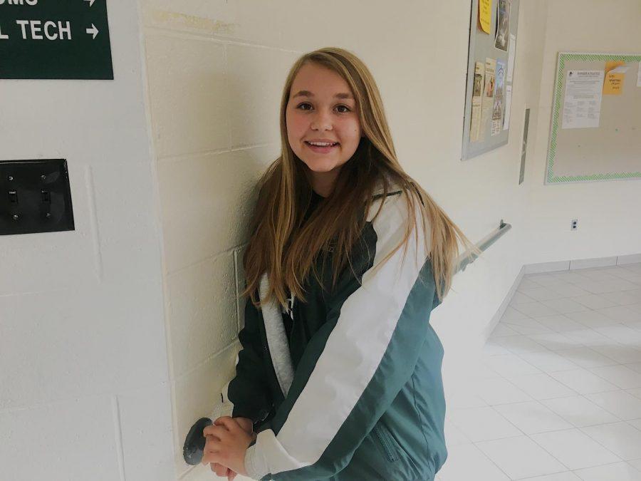 Humans of FHC: Meredith Carpenter