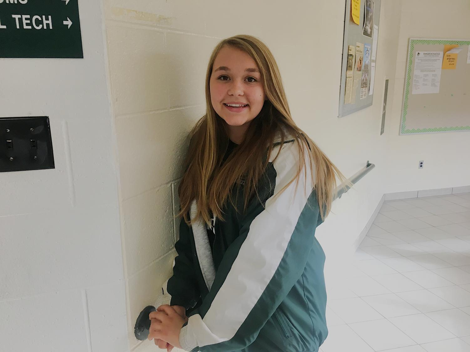 Humans of FHC: Meredith Carpenter