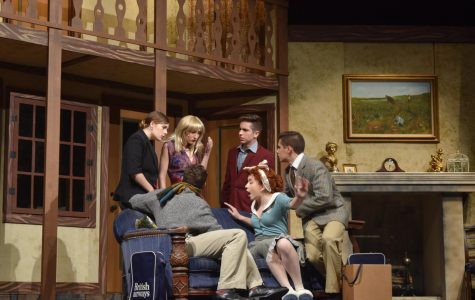FHC Fall Play: Noises Off