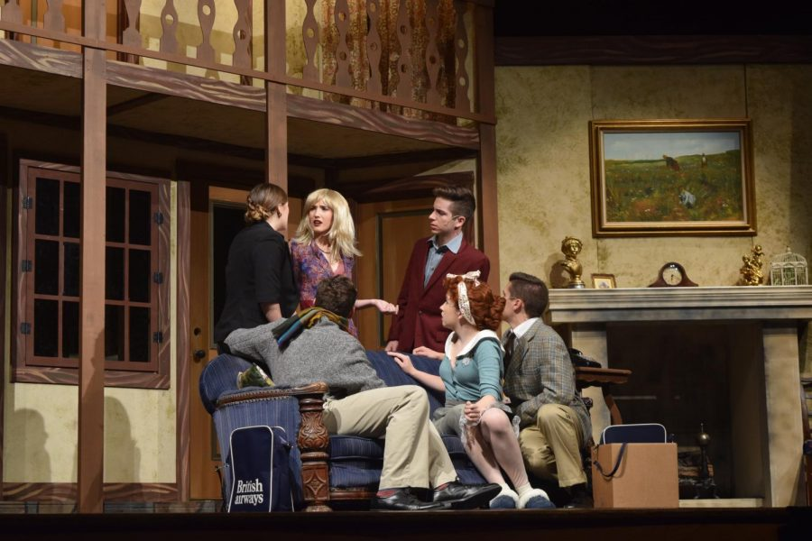 Noises Off shattered my standards