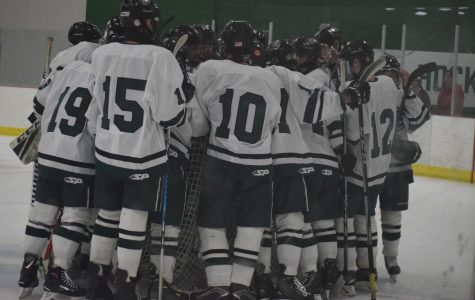 FHC Hockey vs Grand Rapids Christian: November 17th 2017