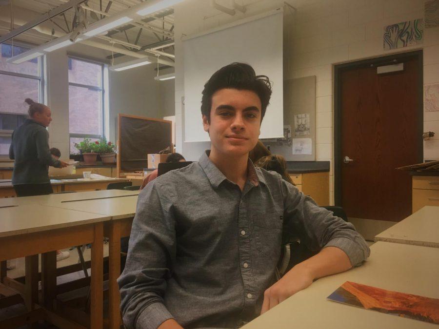 Humans of FHC: Anthony Zarou