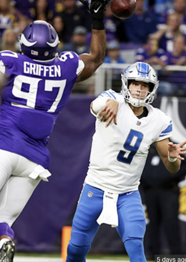 Audrey's Sports Blog: The losing Lions winning streak has ended