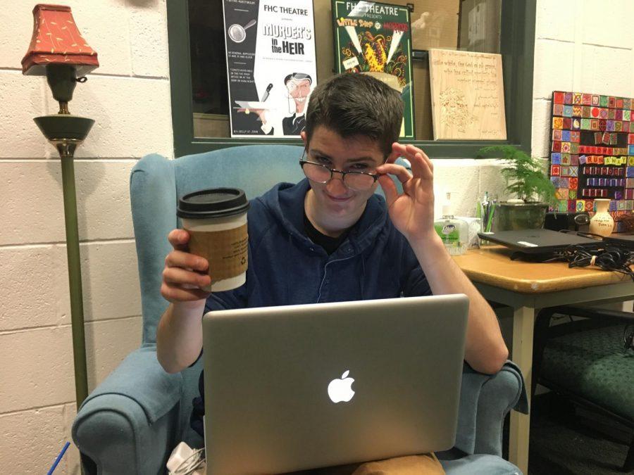 Humans of FHC: Keefer Silverstein