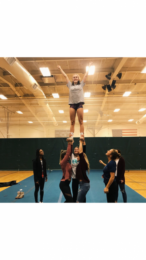FHC+implements+new+competitive+cheer+team