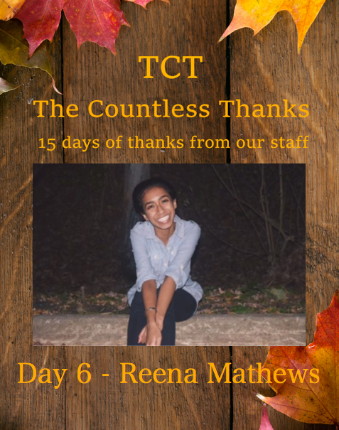 TCTs+The+Countless+Thanks%3A+Day+6+-+Reena+Mathews