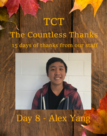 TCT's The Countless Thanks: Day 9 – Irene Yi