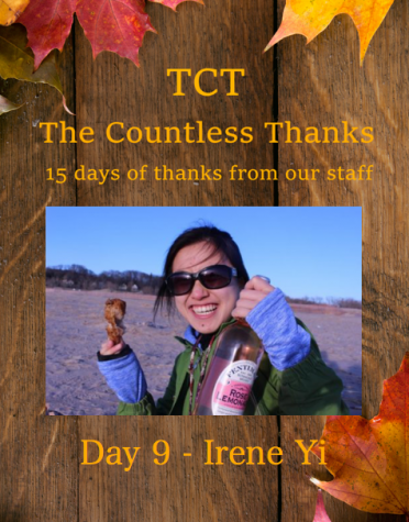 TCT's The Countless Thanks: Day 15 – Sam Noonan