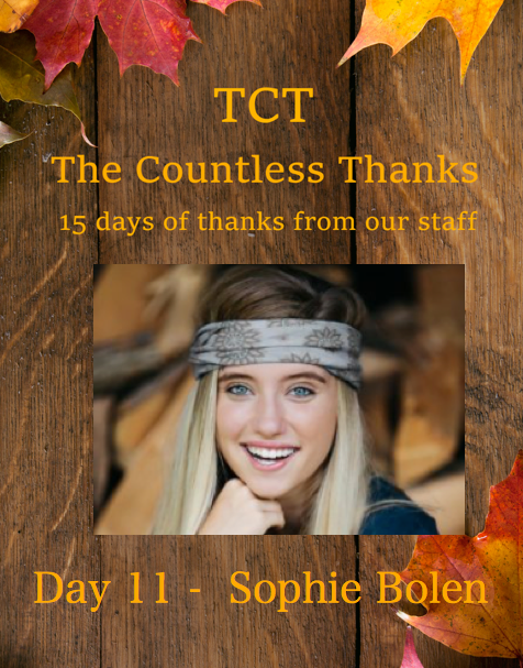 TCT%27s+The+Countless+Thanks%3A+Day+11+-+Sophie+Bolen