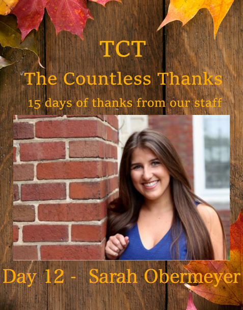 TCT%27s+The+Countless+Thanks%3A+Day+12+-+Sarah+Obermeyer