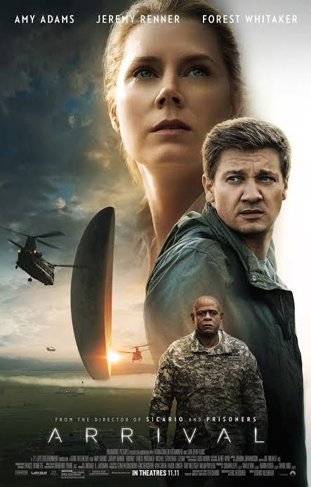 Arrival holds a heartwarming message