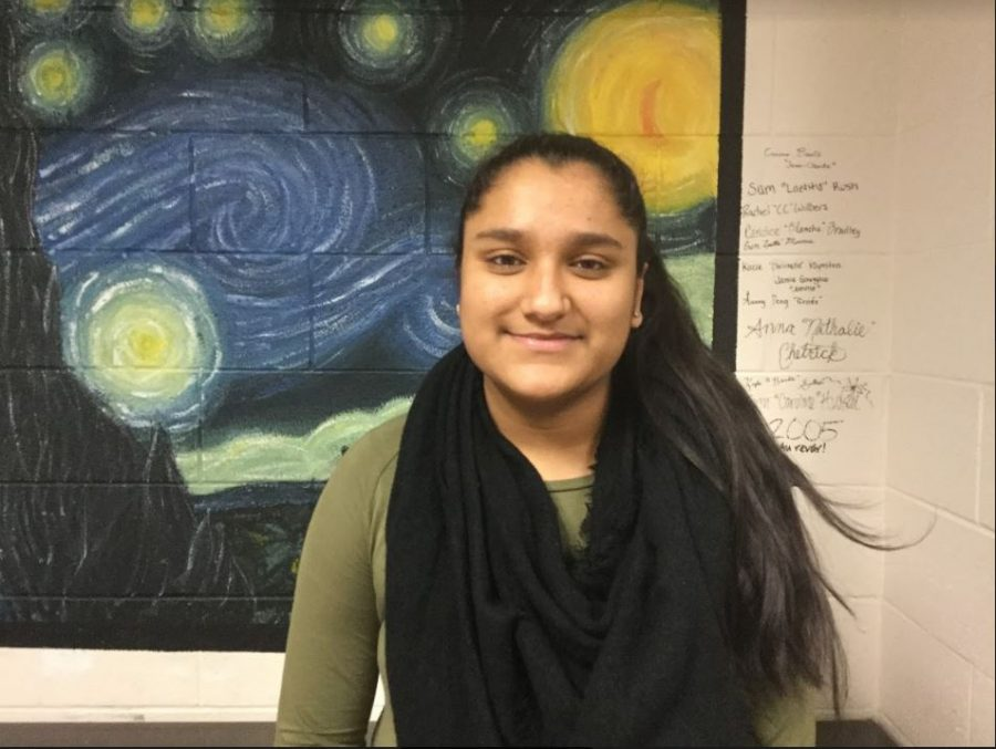 Humans of FHC: Jessica Singh