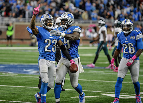 Audrey's Sports Blog: The Losing Lions