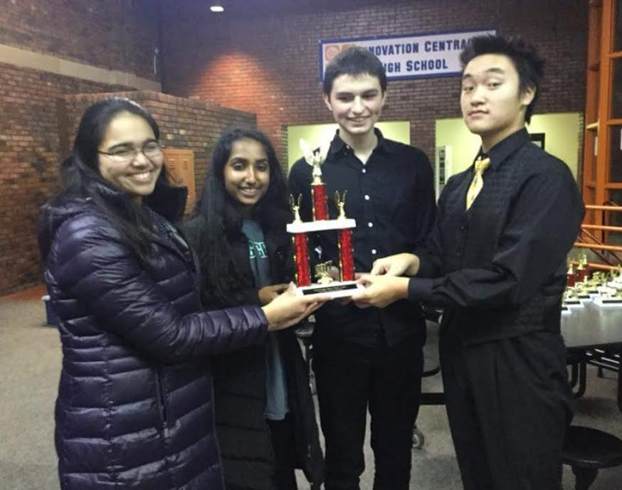 The pure passion of the debate team has led them to become champions