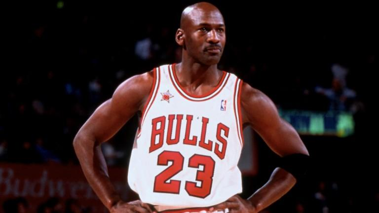Michael+Jordan%3A+The+greatest+to+ever+play+the+sport%3F