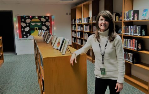Monica Noonan loves improving the Media Center