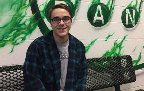Humans of FHC: Palmer Anderson