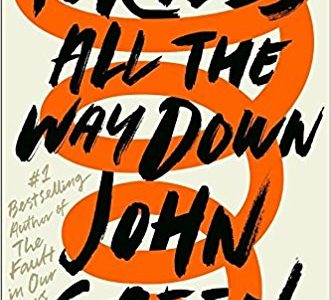 Turtles All the Way Down is a prime example of John Green's remarkable work