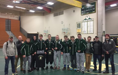 Varsity wrestling dominates the weekend