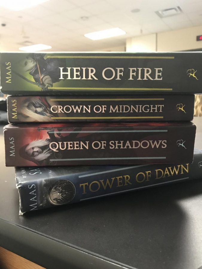The Throne of Glass series wows readers no matter their age