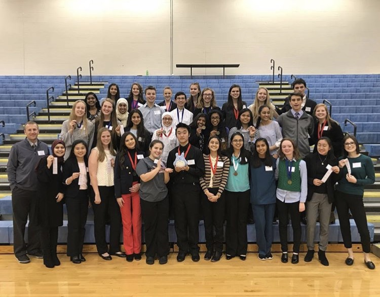 FHC's HOSA team dominates at conference