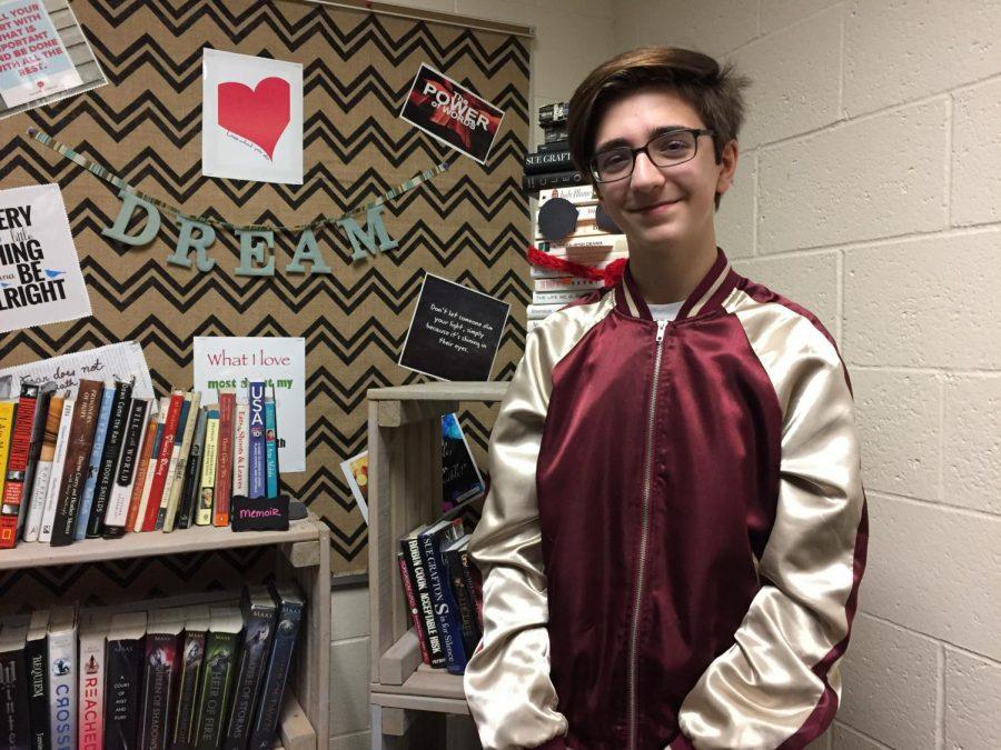Humans of FHC: Linus Kaechele