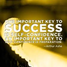 Kates Korner- How practice and repetition boost self-confidence