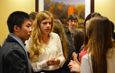 Great Lakes International Model UN conference proves to be a memorable experience for students involved
