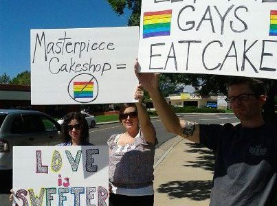 Masterpiece Cakeshop vs. Colorado Civil Rights Commission is an interesting dilemma