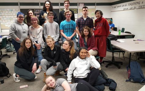 ASL class reaches beyond school walls to the senior citizen community