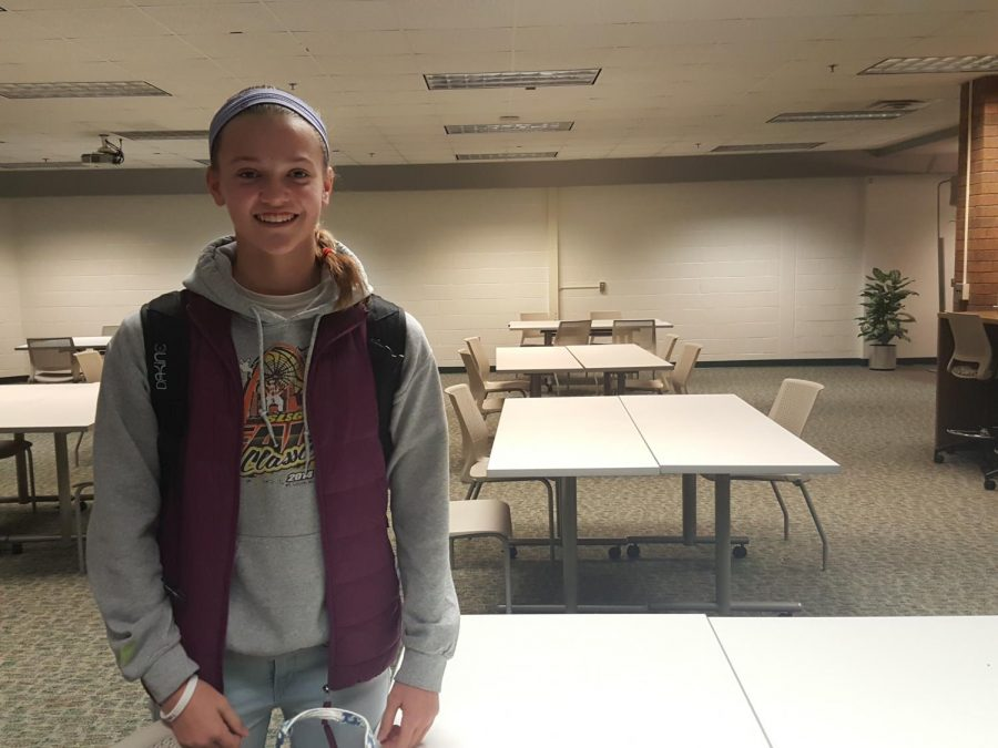Humans of FHC: Chloe Grooters