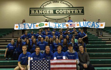 Three years later, we remember the legacy of Lucas Van Sprange