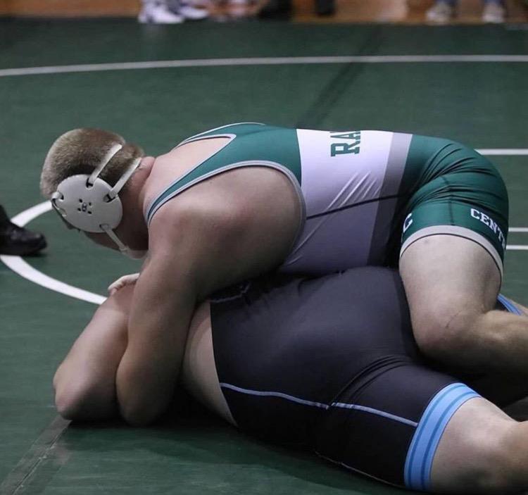 FHC wrestling dominates over FHN and Ottawa Hills