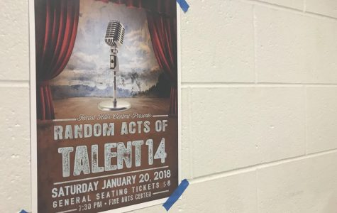 Saturday's Random Acts of Talent is sure to wow audiences