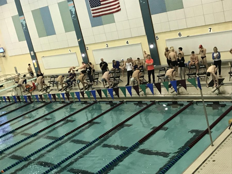 Boys+swim+and+dive+dominates+against+Grand+Rapids+Christian